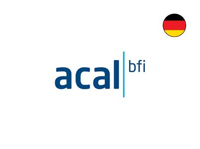 Acal BFi, Germany