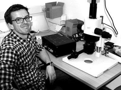 Dr Gareth Rogers