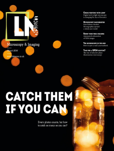 Articles | Labratory News - Catch them if you can magazine