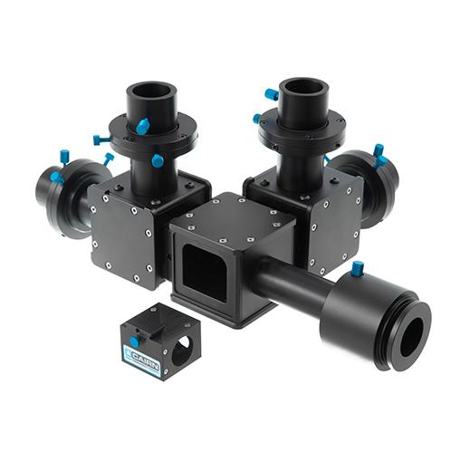 Multiport Adaptors Microscope Couplings