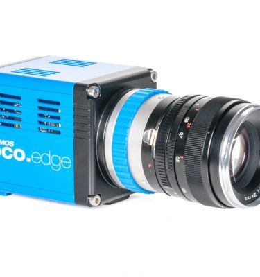 The pco.edge 4.2 CMOS Camera is designed for users who require highest quantum efficiency, best 16 bit dynamic range, and high frame rates.