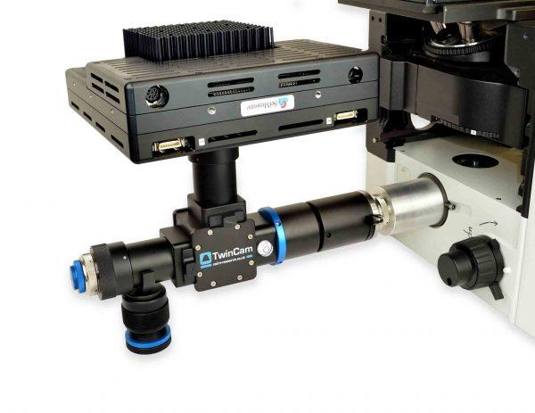 DaVinci 2K Camera With TwinCam