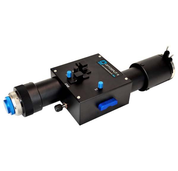 Emission Image Splitter