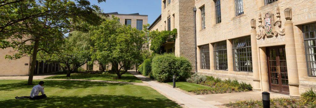 St. Anne's College Oxford