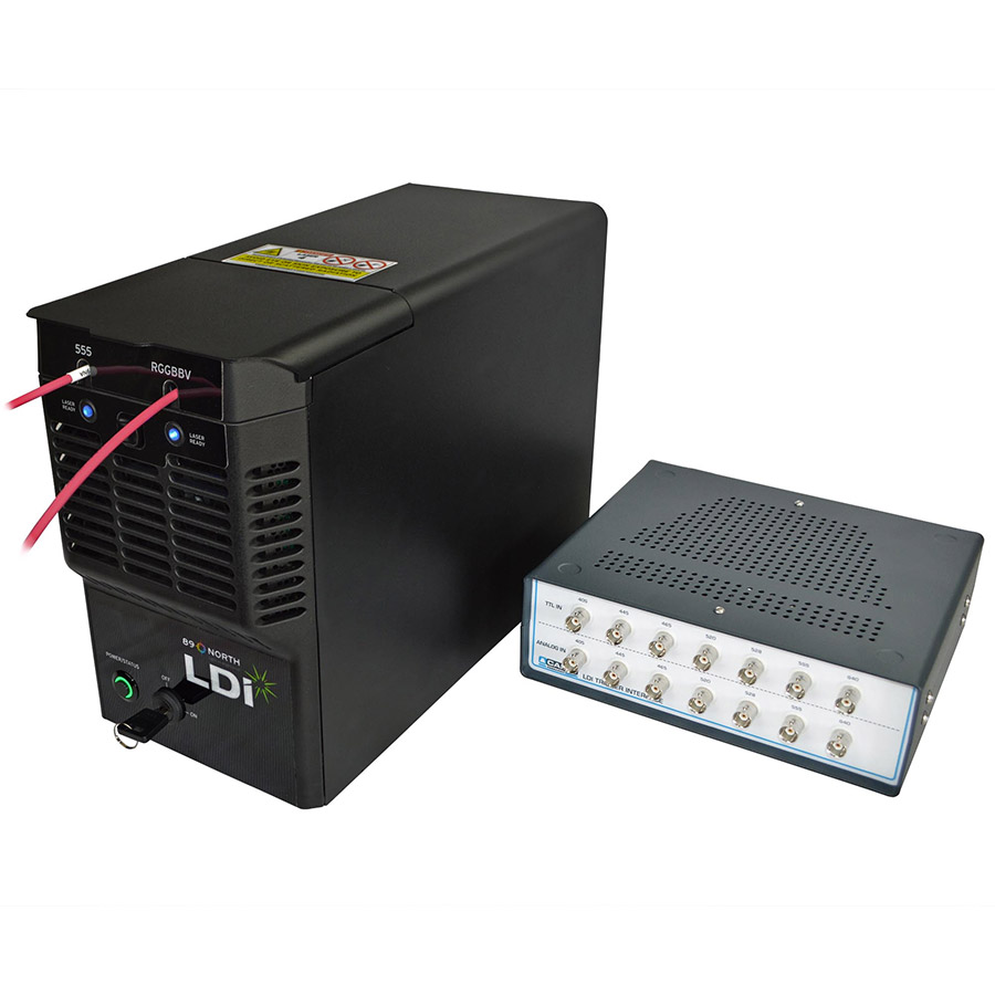 LDI Laser Diode Illuminator